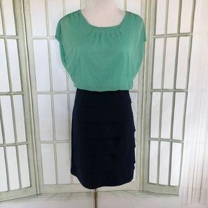 En Focus Studio Dress Size 10 Blouson Career Dress